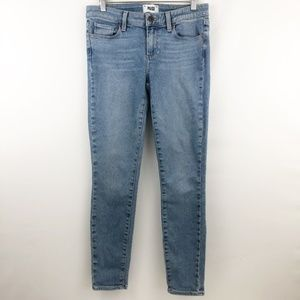 Paige Verdugo Ankle Jeans in Serena